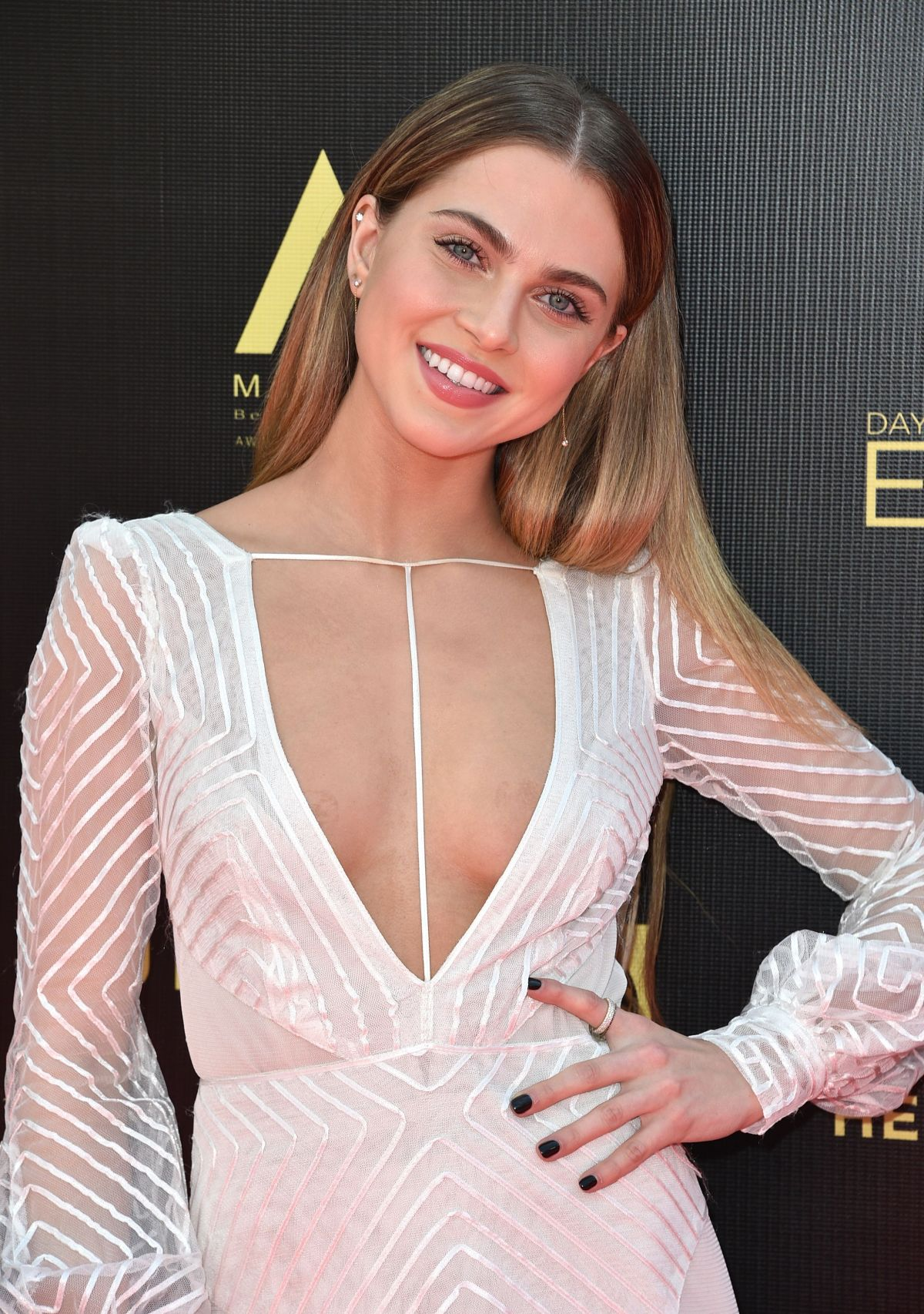 Anne Winters At Daytime Emmy Awards  In Los Angeles