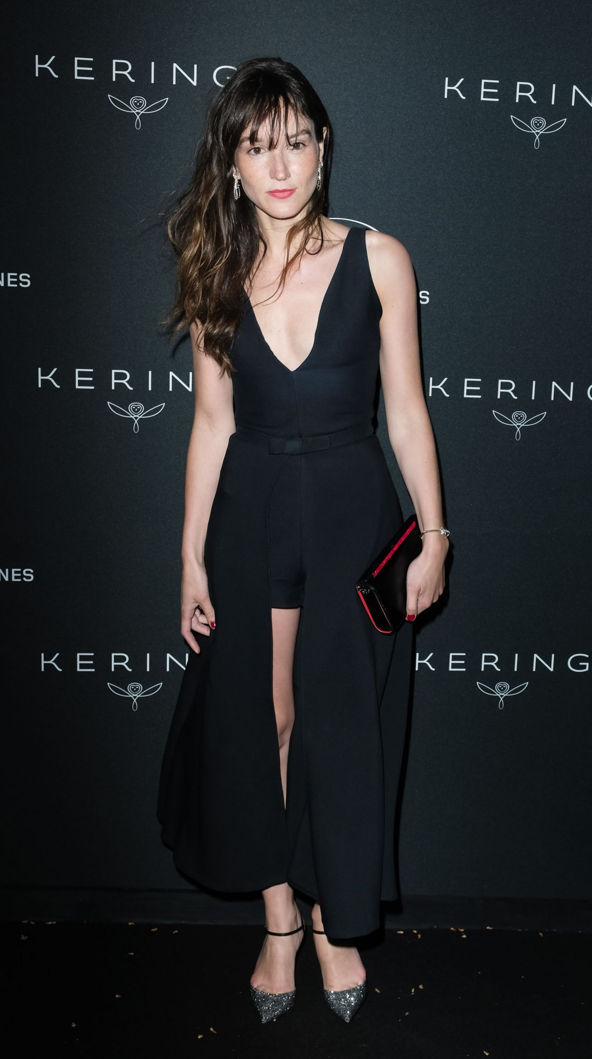 Anais Demoustier anais demoustier at kering women in motion awards dinner