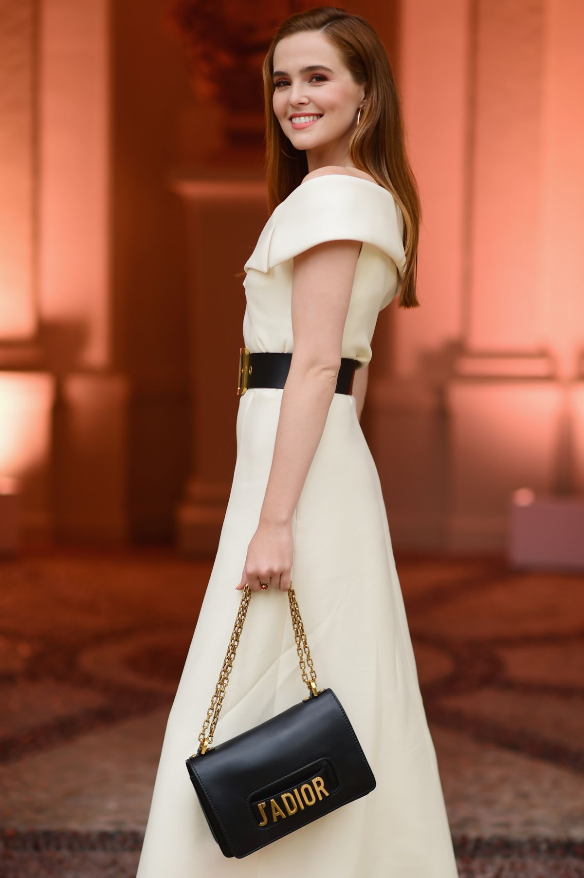 La Colle Noire Dior zoey deutch at parfums christian dior cocktail and dinner at
