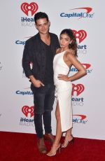 Sarah Hyland At iHeartRadio Music Festival at T-Mobile Arena in Las Vegas