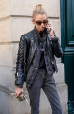 Stella Maxwell At Jacquemus Fashion Show during PFW Spring/Summer 2019 in Paris
