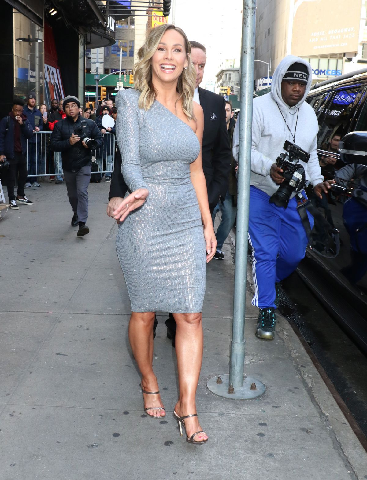 """Clare Crawley Outside """"Good Morning America"""" in New York ..."""